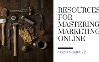 Resources for Marketing